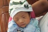 Phát hiện bé trai 1 tháng tuổi bị bỏ rơi trước cổng nhà dân