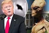 Sốc: Donald Trump sắp vén màn bí mật về người ngoài hành tinh