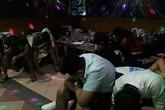 """Hải Phòng: Liên tiếp phát hiện hàng chục """"dân chơi"""" mở tiệc """"đá"""" trong các quán karaoke"""