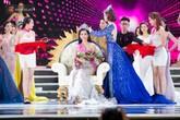 Vừa đăng quang, tân Hoa hậu Việt Nam Trần Tiểu Vy nhận được cơn mưa lời khen từ dân mạng