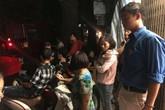 """Cháy kinh hoàng gần Bệnh viện Nhi Trung ương: Phát hiện thi thể tại nhà ông Hiệp """"khùng"""""""