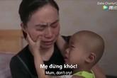Cậu bé bị ung thư nói 'Mẹ đừng khóc' khi gia đình không đủ tiền chữa cho em