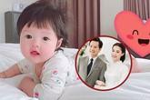HH Đặng Thu Thảo lần đầu tiết lộ rõ mặt con gái yêu