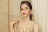 Hoa hậu Chuyển giới Hương Giang ngọt ngào với tone trang điểm cam