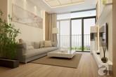 Với số tiền chưa tới 120 triệu đồng, vợ chồng mới cưới đã có thể hoàn thiện căn hộ 60m² có công năng hoàn hảo
