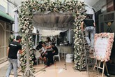 Anh Đức, Xuân Nghị làm phù rể cho Trường Giang trong lễ rước dâu