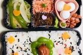 Chồng Nhật hãnh diện khoe đồng nghiệp những hộp cơm trưa vợ Việt nấu