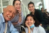 Diễn viên Lê Bình, Mai Phương đang điều trị ung thư vẫn quyên tiền giúp đồng nghiệp bệnh nặng