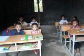 Huyện Mường Lát, Thanh Hóa: Tất cả học sinh đã đến trường sau lũ