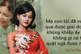 Cuộc sống đau buồn của Vũ Thu Phương: Bố bị lừa sạch tiền bạc, mẹ đau ốm muốn nhảy sông tự tử