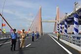 Cầu Bạch Đằng chính thức thu phí từ khi nào?