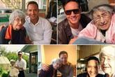 Hà Hồ và bạn bè chia buồn khi hay tin bà ngoại của Kim Lý qua đời tại Thuỵ Điển
