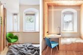 Chỉ cần cải tạo cửa sổ, ngôi nhà này đã thay đổi diện mạo đến ngỡ ngàng