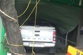 Lộ danh tính tài xế ô tô bán tải đâm 2 thiếu nữ tử vong