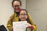 Cô bé 11 tuổi người Việt tạo bất ngờ trên đấu trường âm nhạc Quốc tế