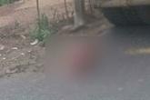 Hà Nội: Người đàn ông bị ô tô tải cán lìa đầu