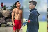 Thủ môn Bùi Tiến Dũng được mỹ nhân Việt đòi... yêu sau chiến thắng của U23 Việt Nam