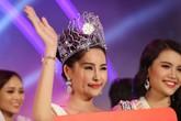 Thông tin mới nhất vụ Lê Âu Ngân Anh bị đề nghị tước vương miện Hoa hậu Đại dương 2017