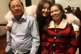 "Chuyện ít biết về gia đình người đẹp được Trường Giang ""cướp sóng"" cầu hôn"