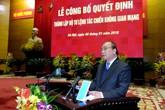 Việt Nam chính thức có Bộ Tư lệnh tác chiến không gian mạng