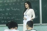 Cô giáo Anh văn xinh đẹp, biết 3 ngoại ngữ, 4 nhạc cụ