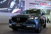 Ô tô Mazda đồng loạt giảm giá những ngày đầu năm mới