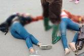 Phú Thọ: Bị xe tải chèn qua, cô gái tử vong đúng ngày sinh nhật