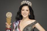 Đinh Hiền Anh được mời làm giám khảo Miss & Mrs India International