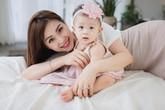 Á hậu Diễm Trang chia sẻ bí quyết khỏe, đẹp trước và trong khi mang bầu