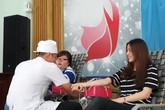TP.HCM: Hàng nghìn bạn trẻ đến đăng ký tình nguyện hiến máu