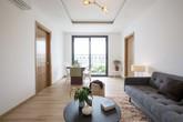 Hoàn thiện chung cư 71 m2 ở Hà Nội với 250 triệu