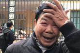 Bố bị cáo trong vụ án Trịnh Xuân Thanh:
