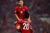 Quang Hải, Công Phượng cùng lập công, Việt Nam vào chung kết với Malaysia