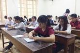 Hà Nội: Có không chuyện lộ đề thi Văn vào lớp 10?