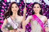 Hoa hậu Trần Tiểu Vy bị