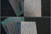 Tên trộm 'có tâm' nhất năm: Lấy trộm tiền 3 năm quay lại trả đầy đủ, còn kèm theo tâm thư hối hận và chúc hạnh phúc