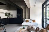 Ngôi nhà đúng chất đô thị với phong cách không thể nhầm lẫn