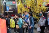 Hàng vạn vé xe miễn phí đưa  công nhân, bệnh nhân về quê ăn Tết