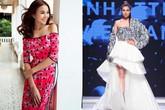 Trước Lê Âu Ngân Anh, siêu mẫu Thanh Hằng và nhiều người đẹp Việt từng tham gia Hoa hậu Liên lục địa