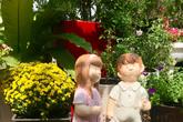 Nữ CEO biến sân thượng thành khu vườn hoa lá theo mùa