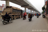 Xe tải, xe bồn đại náo Thủ đô dịp cận Tết (3): Biển cấm biến mất, dân bị bỏ rơi cùng... ùn tắc