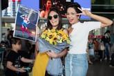 Hoa hậu Hoàn Vũ Nhật Bản sang Việt Nam thăm H'Hen Niê
