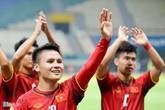 Quang Hải lọt top 10 cầu thủ xuất sắc ở lượt trận thứ 3 Asian Cup