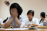 Khoảng 20% trẻ học đường bị rối loạn lo âu vì áp lực học tập