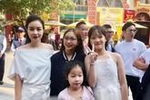 """Người yêu lấy được lòng mẹ nuôi Quang Hải cách này khiến fan phải """"nể"""""""