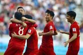 Việt Nam giành tấm vé đầu tiên vào tứ kết Asian Cup