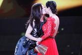 Triệu Vy bị đào mộ các scandal hôn trong quá khứ sau khi lộ clip hôn trai lạ