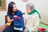 Diễn viên Việt Trinh cùng TMV Ngọc Dung mang Tết đến với những mảnh đời cơ nhỡ