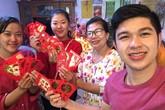 Du học sinh quốc tế háo hức ở lại Việt Nam ăn Tết Kỷ Hợi