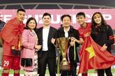 Doanh nhân Đỗ Quang Hiển nói chuyện bóng đá và Cách mạng Công nghiệp 4.0